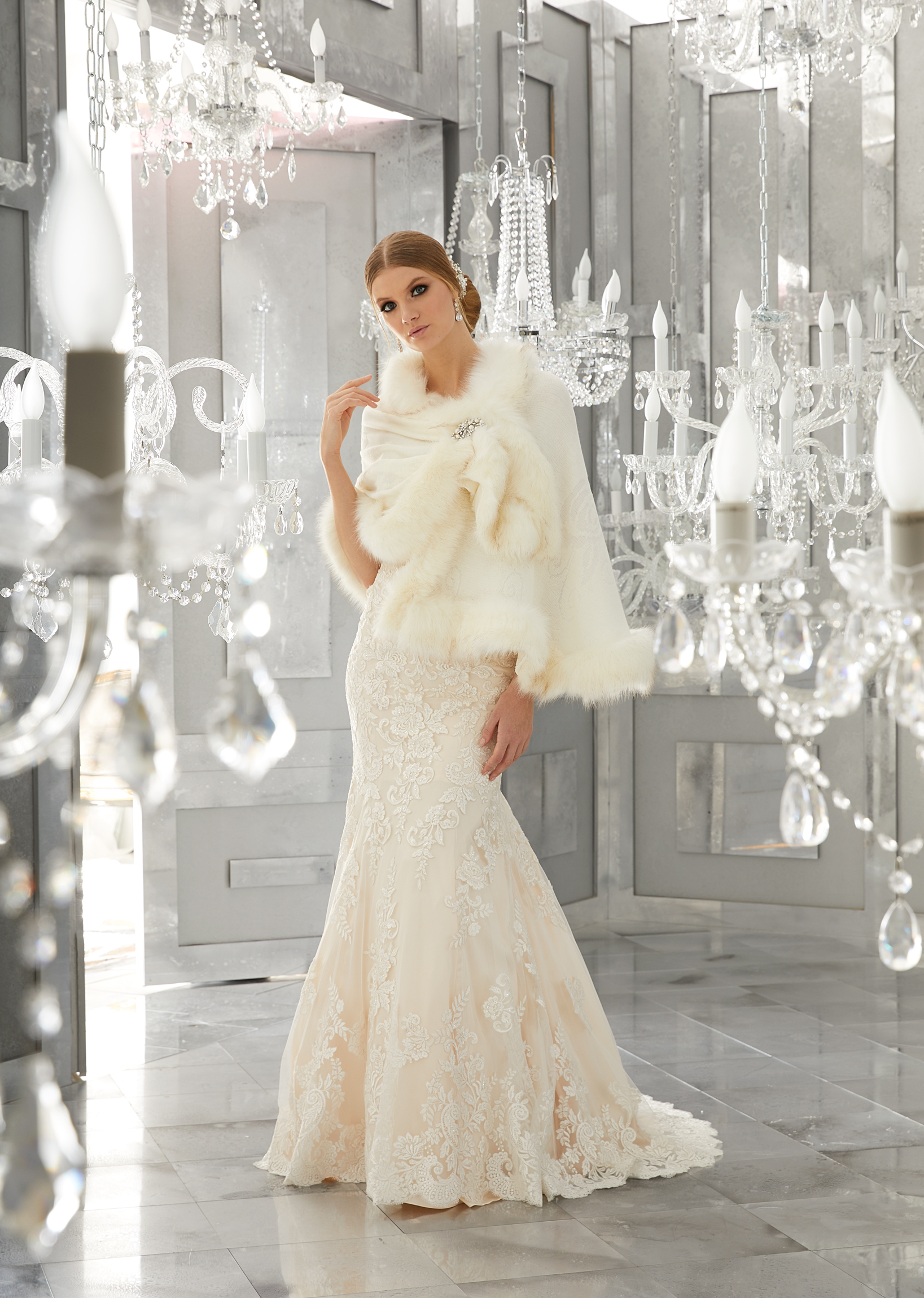 And With Temperatures Still In The Low 30s 40s Your Beautiful Long Sleeve Winter Wedding Dress Would
